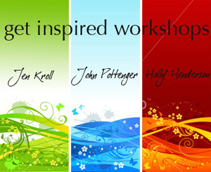 Get Inspired Workshops